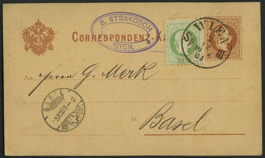 Rom Briefmarken Lots & Sammlungen Intelligent Österreich Sonderbeleg Aua Eröffnungsflug Wien
